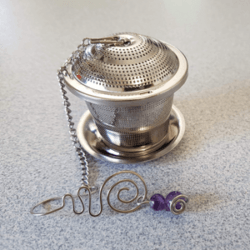amethyst intention tea infuser Twisted by mish.png