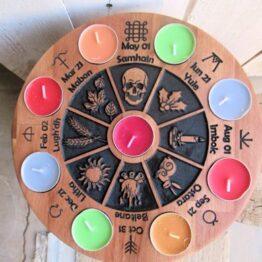 southern sabbat wheel of the year